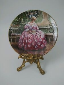 Royal-Doulton-1989-VICTORIA-Ltd-Ed-Plate
