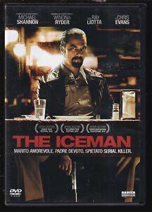 EBOND The Iceman con Winona Ryder DVD EX NOLEGGIO D559140
