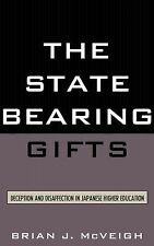 THE STATE BEARING GIFTS - NEW HARDCOVER BOOK