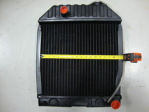 FORD NEW HOLLAND TRACTOR NEW RADIATOR 3230 3430 3930 4130 4630 eBay