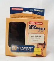 Synergy Digital Battery Charger For Sony Fc11 Batteries