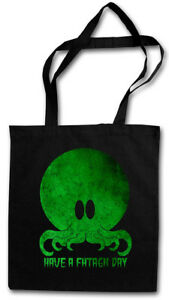 CTHULHU HAVE A FHTAGN DAY STOFFTASCHE Wars Arkham H. P. Miskatonic Lovecraft
