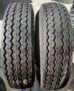 2 5 70 8 6 Ply Deestone D901 Boat Trailer Tires Ds7256 Boat Camper