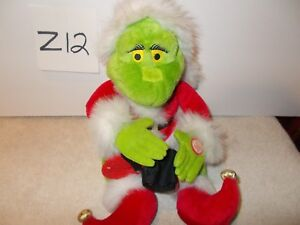 image is loading how the grinch stole christmas animated singing moving - How The Grinch Stole Christmas Animated