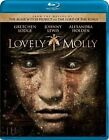 Lovely Molly 0014381811254 With Johnny Lewis Blu-ray Region a