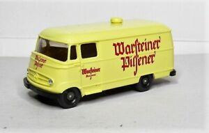 Wiking-1-87-Mercedes-Benz-L-319-transporter-eras-una-pilsener-cerveceria