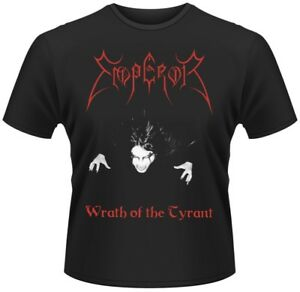 Emperor-039-Wrath-Of-The-Tyrants-039-T-Shirt-NEW-amp-OFFICIAL