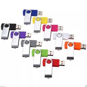 Unità Flash USB Memory Stick Pollice Storage U DISK PEN 128GB/256GB/512GB 2TB LOTTO