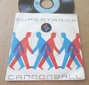 DISQUE-45T-DE-SUPERTRAMP-034-CANONBALL-034