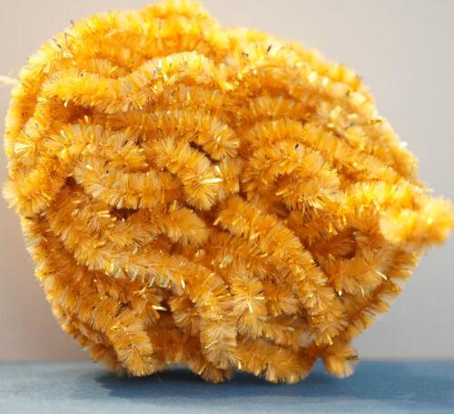 farbig Cascade USA GOLDSTONE New Age Chenille 2,7 Meter x 6 mm 3