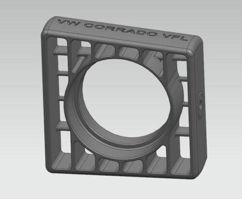 VW Corrado VFL Instrumentenhalter Boost Gauge Pod