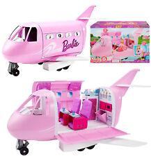 Mattel BARBIE Pink Passport Glamour Vacation Jet Airplane Plane (DMR53)  NEW