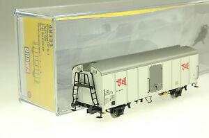 Brawa-H0-48333-gedeckter-Gueterwagen-UIC-Bell-der-SBB-NEU-und-OVP