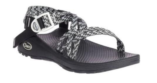 Chaco Z CLOUD X Crochet nero Comfort Sandal Wouomo Dimensiones 5-11 NIB