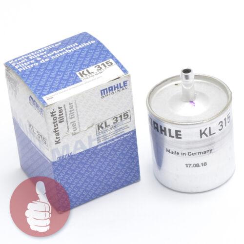 MOUDS Original carburant filtre KL 315