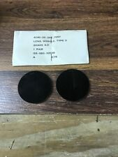 Vintage 1970s Government Issue Newold Stock Welding Goggle Lenses Shade 6