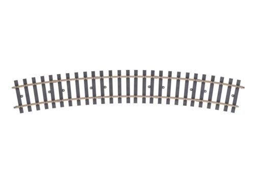 Märklin 59073 Piste 1 voie plié 22,5 ° r3 1394 mm Neuf//Neuf dans sa boîte h1041-2