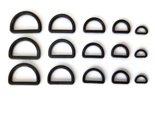 20,25 30mm Gurtband Verschluss Einsteller 10 Or 20 D Ring Schnalle für 10,15