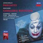 Leoncavallo: Pagliacci; Mascagni: Cavalleria Rusticana (CD, Aug-2012, 2 Discs, Decca)