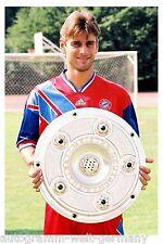 Oliver Kreuzer Bayern München 1994-95 seltens Foto