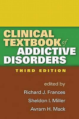 1 of 1 - Clinical Textbook of Addictive Disorders by Guilford Publications (Paperback, 20