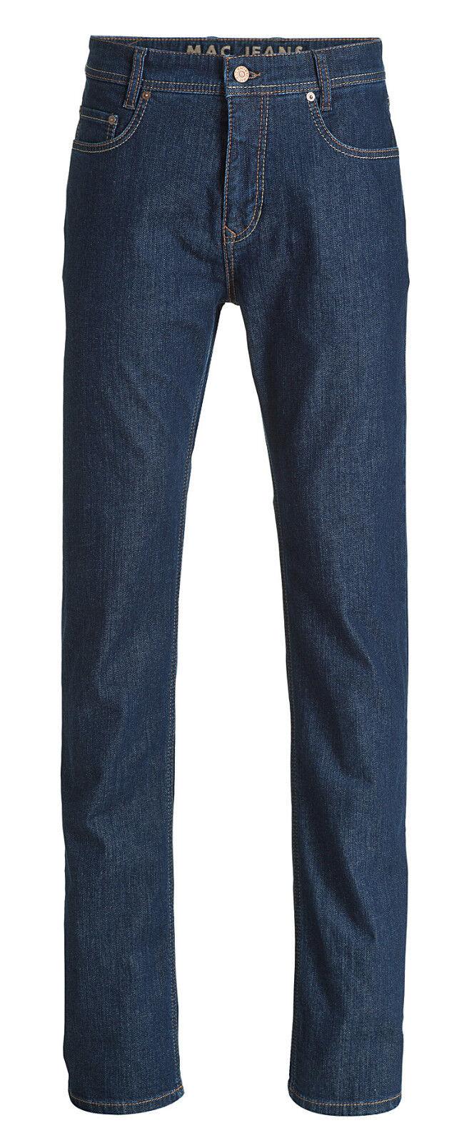 MAC Herren Jeans Arne 0501 NEU stone wash wash wash H602 Alle Größen Längen 7a34b4