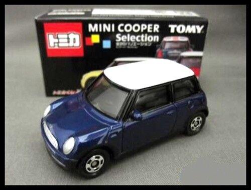 Bmw Mini Cooper >> Tomy Tomica 43 Bmw Mini Cooper 1 57 Diecast Car