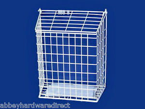 Letterbox Cage for Letter Boxes Post Boxes Letter Catcher - Small, Medium, Large