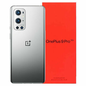 OnePlus 9 Pro 5G LE2123 (Morning Mist) 128GB + 8GB Android GSM Unlocked Phone