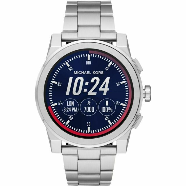 Michael Kors Grayson Access Touchscreen Smart watch Android ios Wear by Google