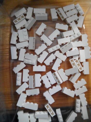 Lego White Brick 1X3 25 Pieces NEW
