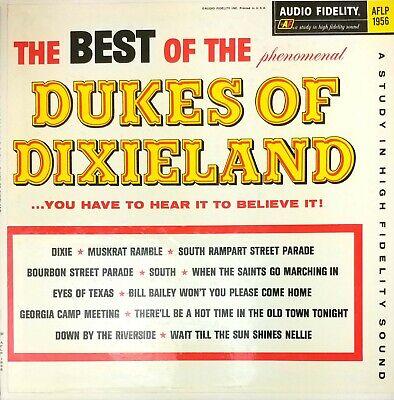The Best Of The Phenomenal Dukes Of Dixieland Vinyl Record