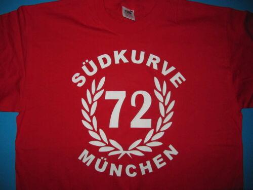 Ultras T-Shirt Südkurve München  Gr.L