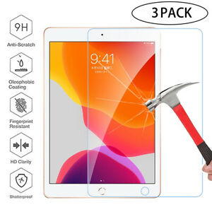 3-PACK-Premium-Tempered-GLASS-Screen-Protector-For-Apple-iPad-Mini-5-4-3-2-1