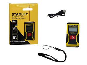 Stanley pocket laser m taschen entfernungsmesser tlm stht