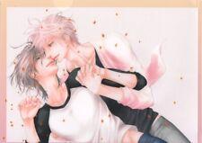 BL Boys Love Yaoi Kuroneko Kareshi Clear file A4 Sakyo Aya Kagami × Shingo