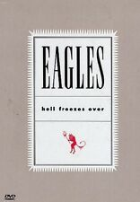 EAGLES HELL FREEZES OVER DVD ALL REGIONS NTSC NEW