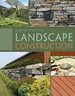 Landscape Construction by Cengage Learning, Inc (Paperback, 2010)