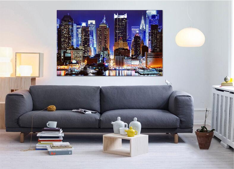 3D Helle Stadt 65 Fototapeten Wandbild Fototapete Bild Tapete Familie AJSTORE DE
