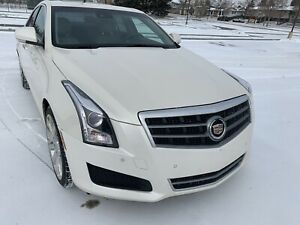 2013 Cadillac ATS 2.0T Technology Package