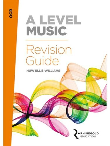 OCR A Level Music Revision Guide Education Reference Reference MUSIC BOOK
