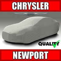 [chrysler Newport] Car Cover - Ultimate Full Custom-fit All Weather Protection