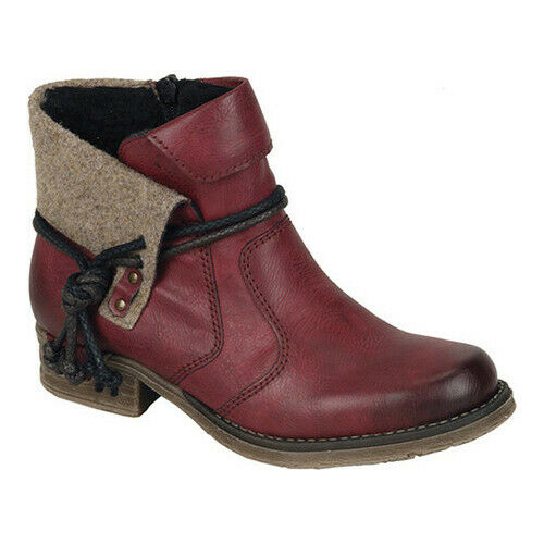 Rieker Women Shoes Ankle boots boots Buy Online For Free