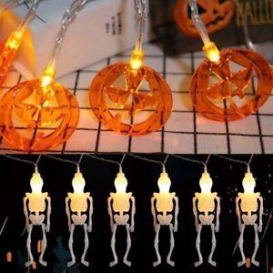 Halloween-LED-Lights-String-Decoration-Skull-Pumpkin-Ghost-Fairy-Light-Party