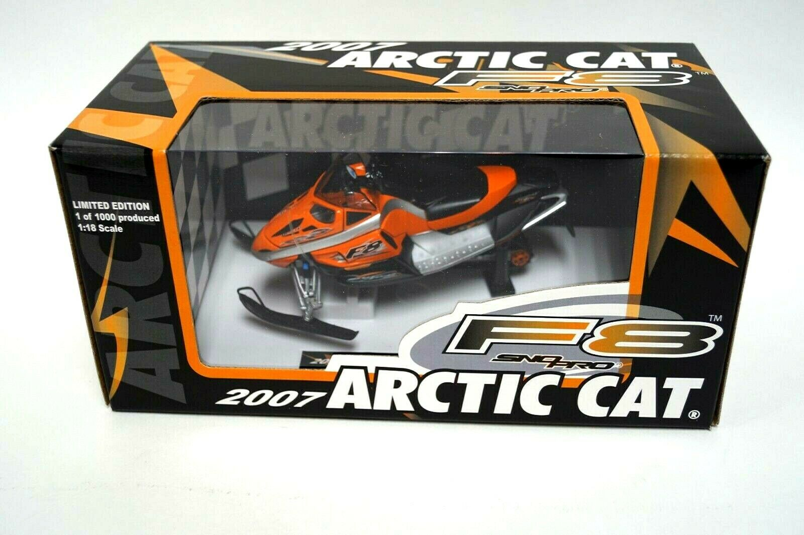 2007 Arctic Cat F8 SP Snowmobile DIE CAST 1 18 Scale Model Toy 4279-160