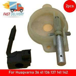Oil Drive Pump Kit For JONSERED 2036 2040 HUSQVARNA 36 41 137 141 142