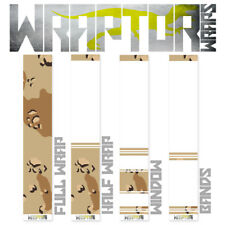 Archery Arrow Wraps Wraptor Wraps Red Digital Camo Print 13pk