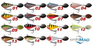 Spinning-Tail-Spinner-JIGMASTER-24g-Spinnerbait-Lure-Pike-Perch-Fishing-SPINMAD