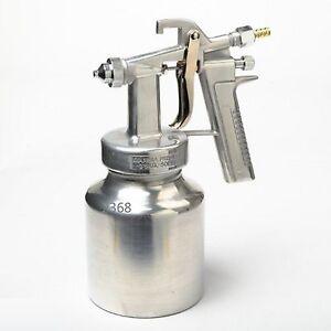 new high volume low pressure air spray paint gun hvlp automotive auto. Black Bedroom Furniture Sets. Home Design Ideas