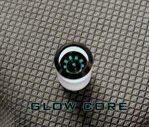 new custom lightsaber blade plug mechanical design black multi ring